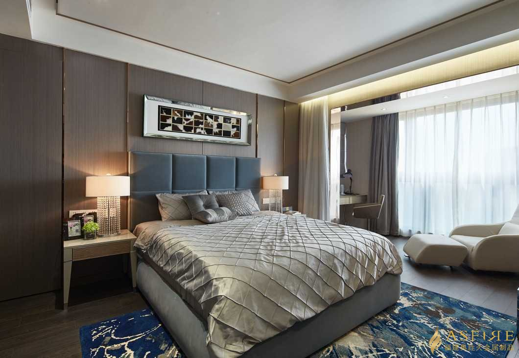 创建温馨而雅致的卧室